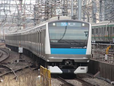 京浜東北線(東京駅)2