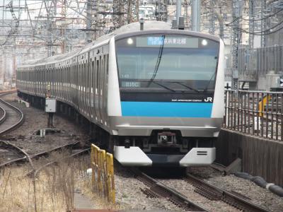 京浜東北線(東京駅)1