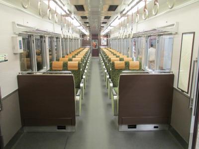 京トレイン車内4