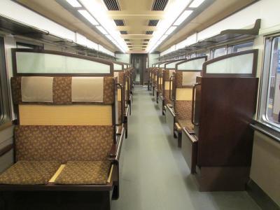 京トレイン車内2