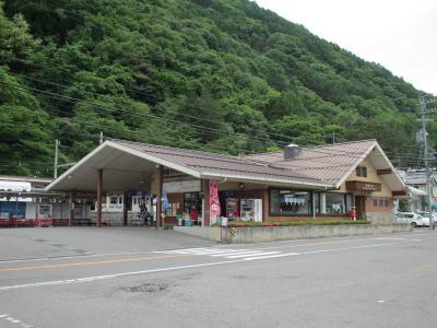 新島々駅1