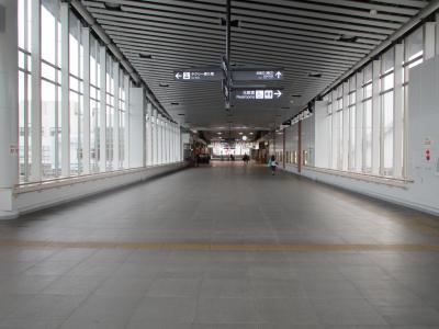 松本駅自由通路