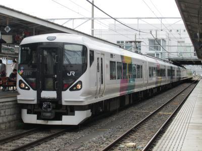 松本駅あずさ1