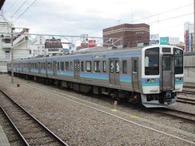 松本駅211系