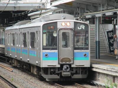 松本駅普通