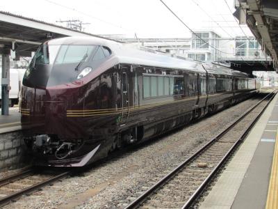 松本駅団体列車2