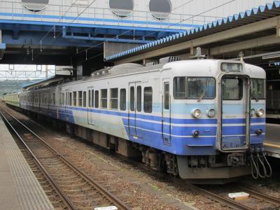 直江津駅115系1