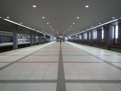 関西空港駅南海線ホーム