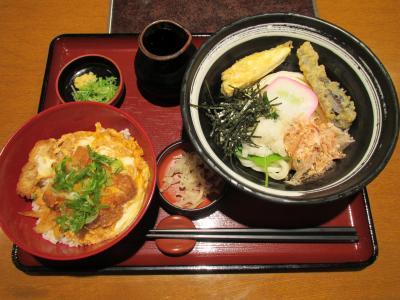 関空の昼食
