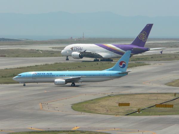 飛行機16