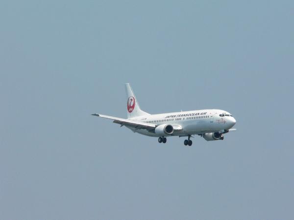 飛行機32