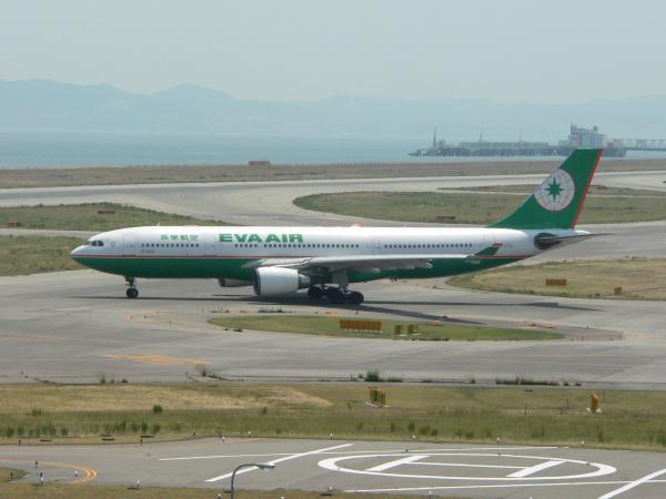 飛行機24