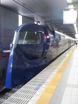 ラピートα関西空港