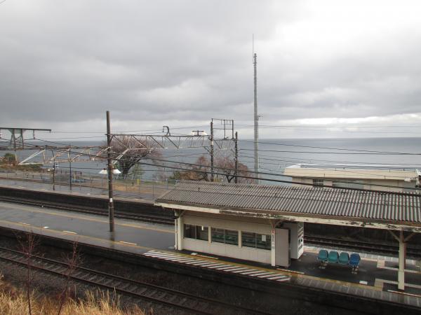 根府川駅3