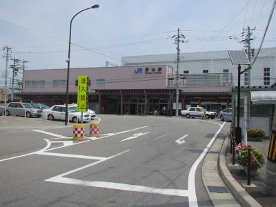 富山駅南口
