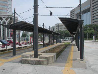 富山ライトレール富山北駅
