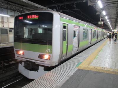 上野駅山手線