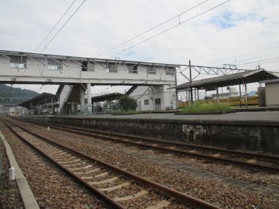 糸崎駅ホーム