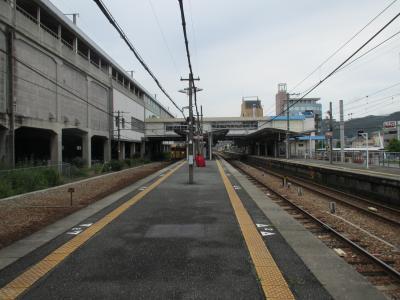 相生駅ホーム
