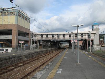 瀬野駅ホーム
