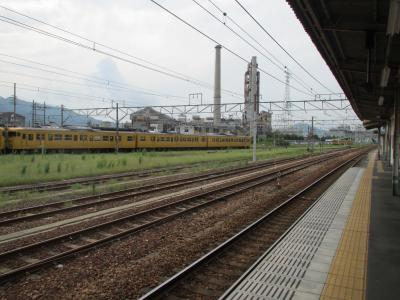 糸崎駅留置線