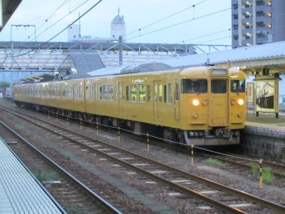 普通柳井駅