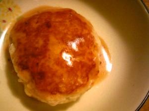 「ふわふわ豆腐ハンバーグ」ハウス食品