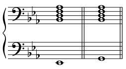 5 Allemande m25 Lute Suite chord