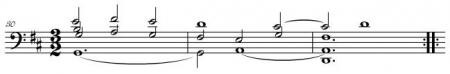 6 Sarabande reduction
