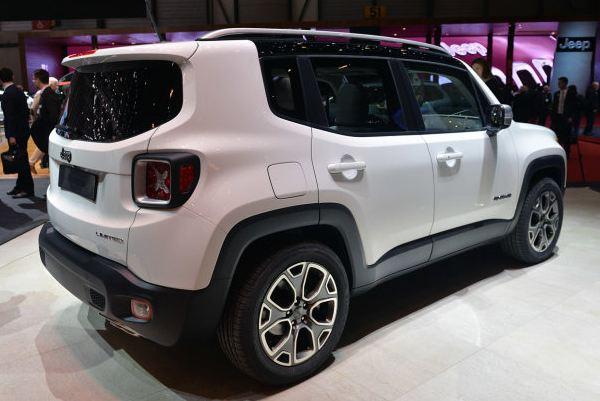 Jeep レネゲード5