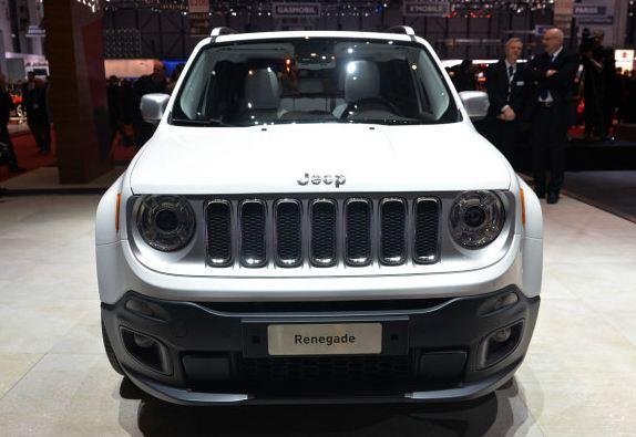 Jeep レネゲード4