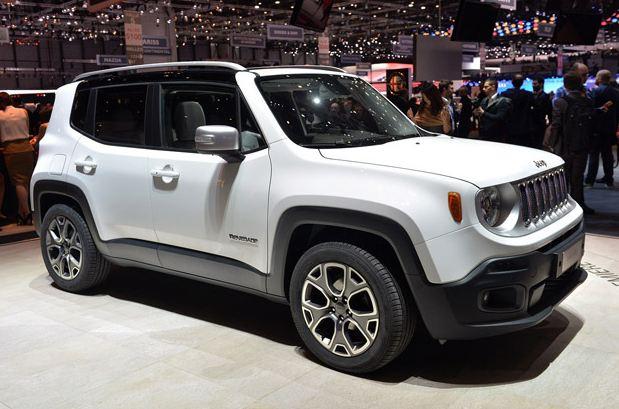 Jeep レネゲード2