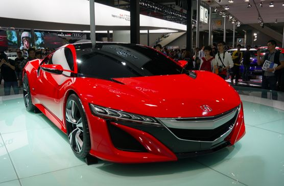 NSX2015 red