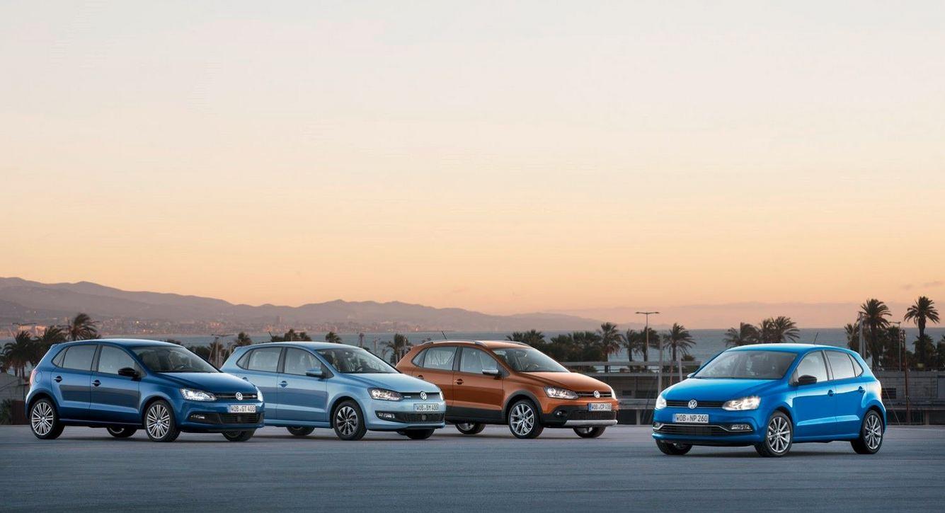 VW 新型ポロ
