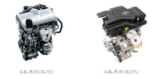 トヨタ 新エンジン2