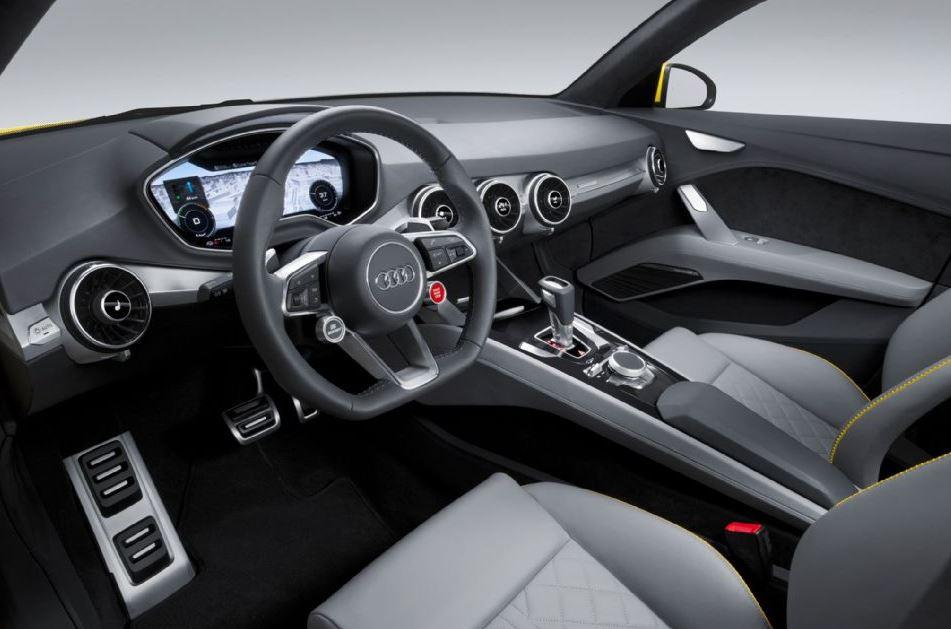 AUDI TTオフロード コンセプト6