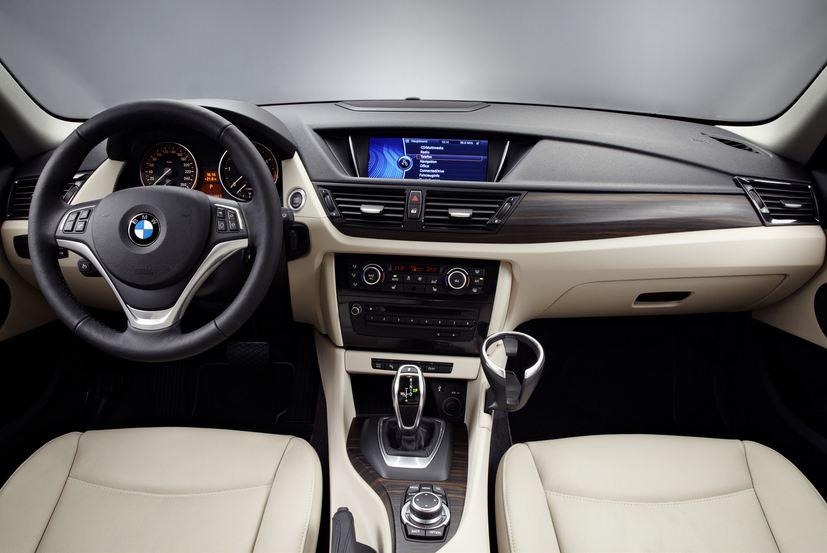 BMW X1インテリア