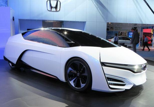 honda FCEV concept4