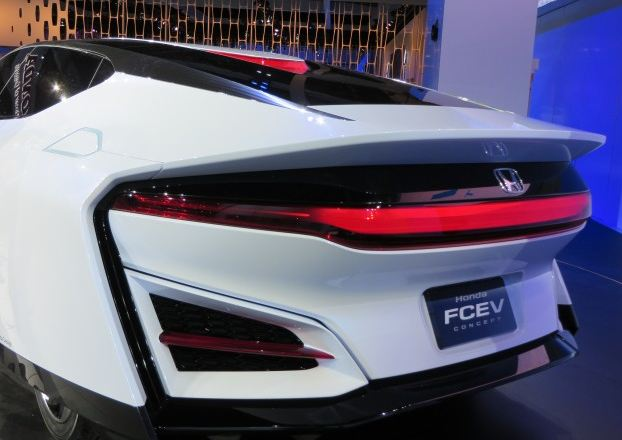 honda FCEV concept3