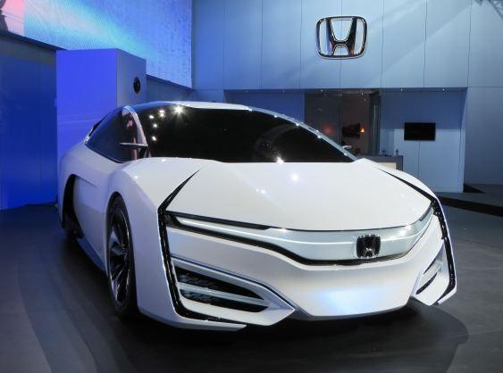 honda FCEV concept2