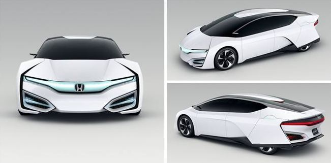 honda FCEV concept6