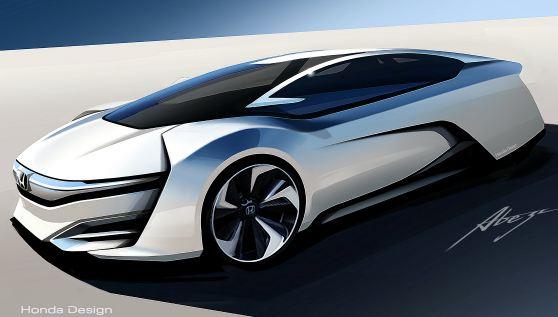 honda FCEV concept5
