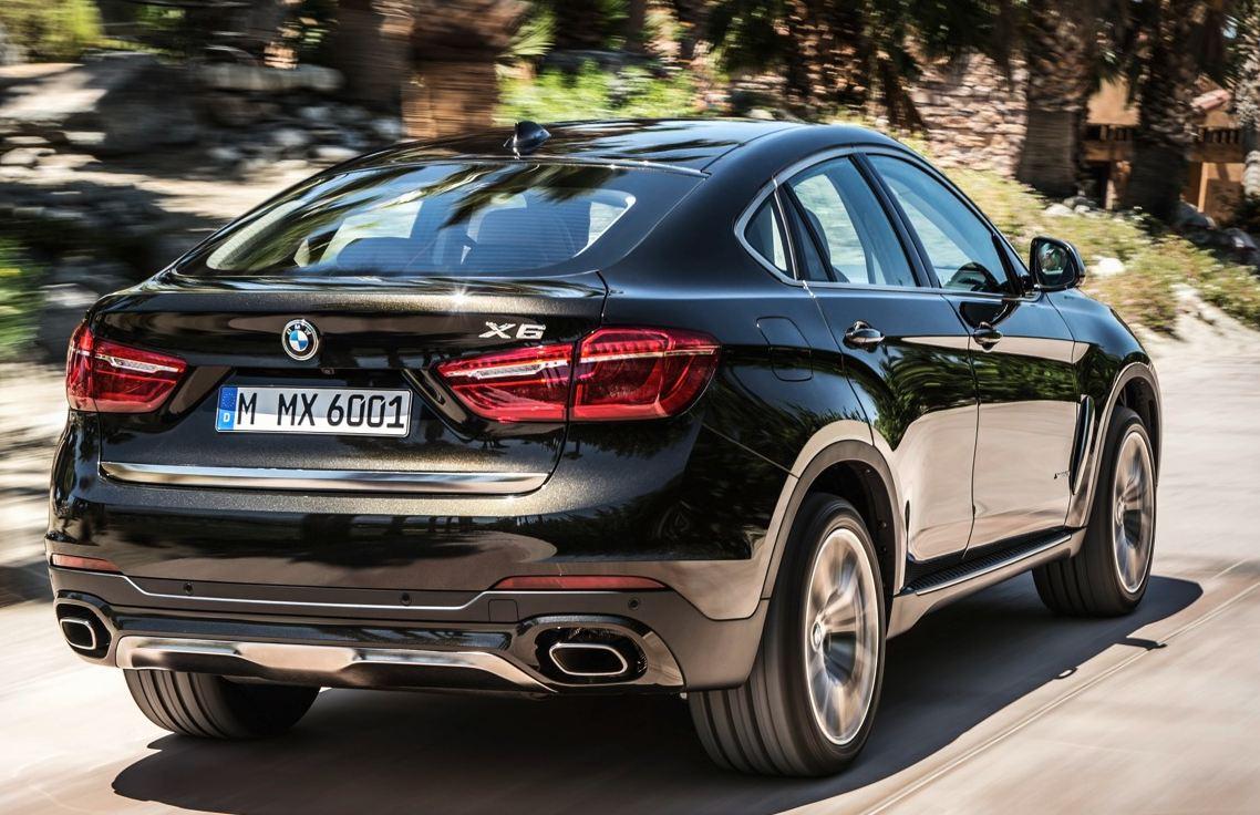BMW X6 4
