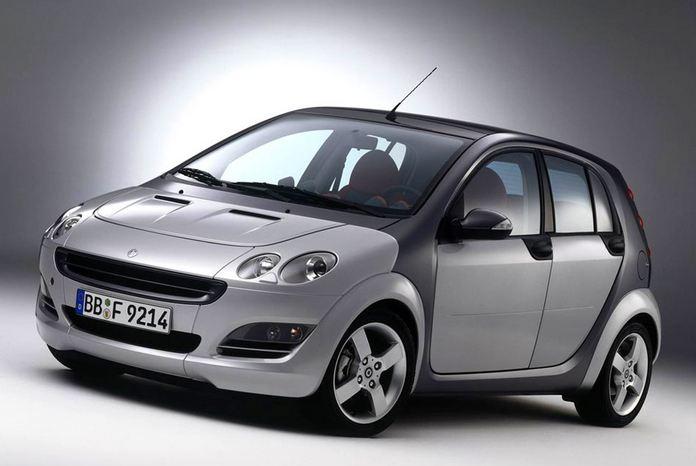 smart for4 旧モデル