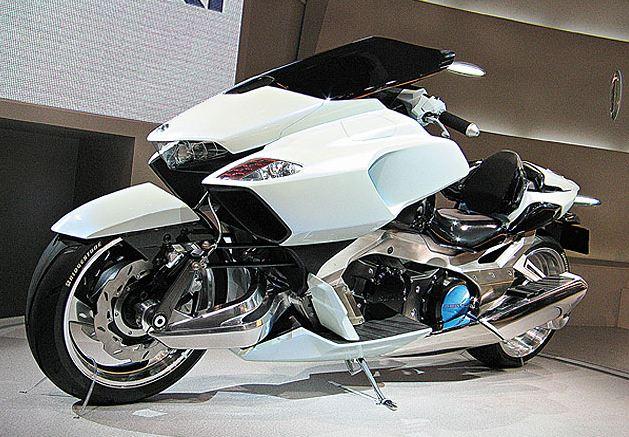 Suzuki H Engine
