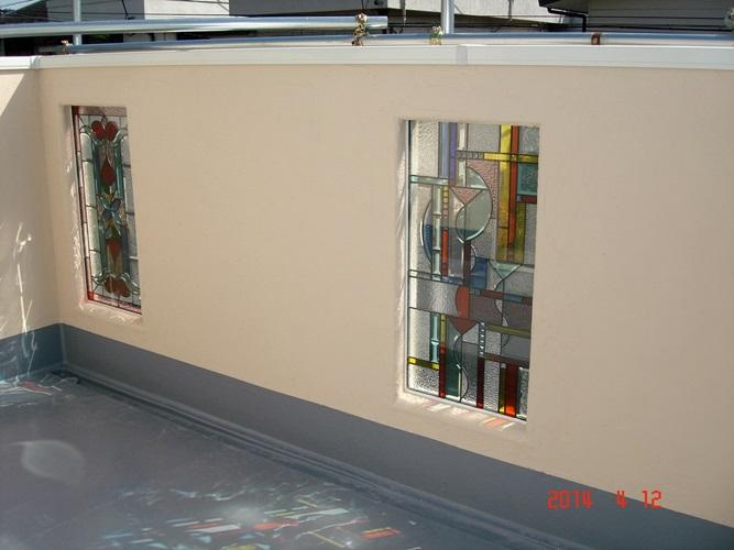 5-2_バルコニー塗り壁2