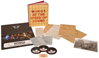 Wings At The Speed Of Sound Super Deluxe Edition / Paul McCartney & Wings