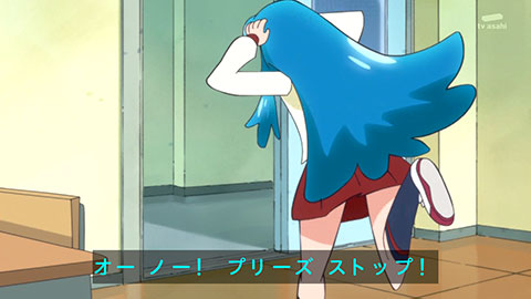 【ハピネスチャージプリキュア!】第10回「歌うプリキュア!キュアハニー登場!!」
