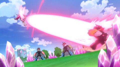 【ハピネスチャージプリキュア!】第21回「ひめの過去の過ち!怒りのキュアフォーチュン」