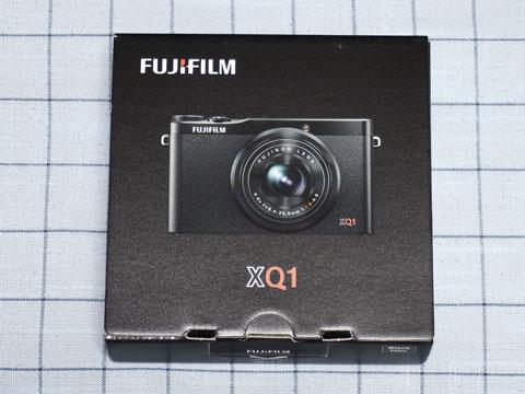 【FUJIFILM XQ1】外装